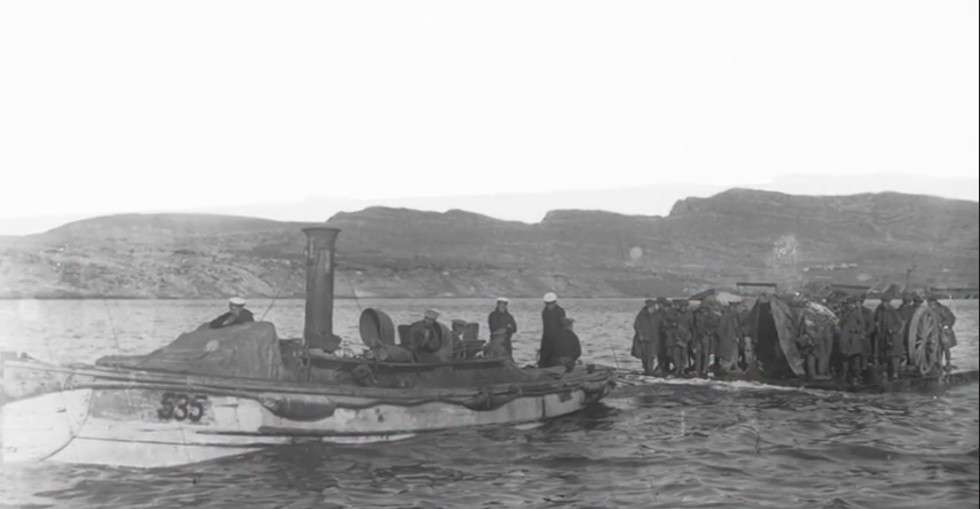Gallipoli: The Evacuation