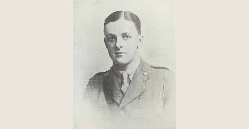 Capt. Richard Parker Tobin, 7th Company RDF. Died in Gallipoli on 15 August 1915