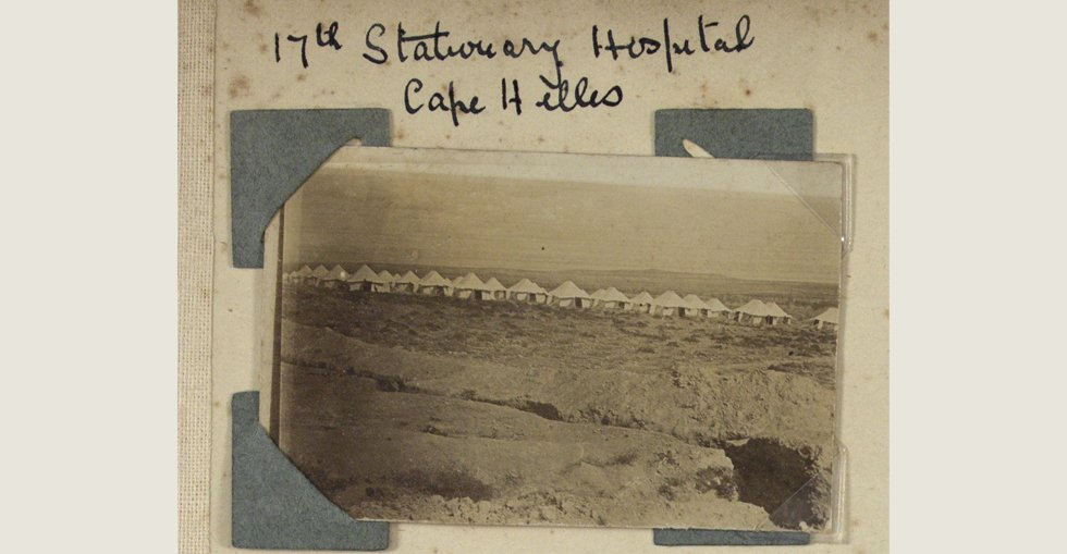 17th Stationary Hospital, Cape Helles