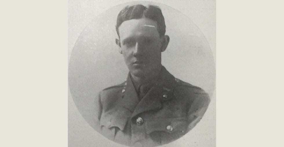 Lieutenant Lee Tolerton, 6th Battalion Royal Irish Fusiliers, who was killed in action at the Dardanelles on 15 August. Former student of Trinity College.