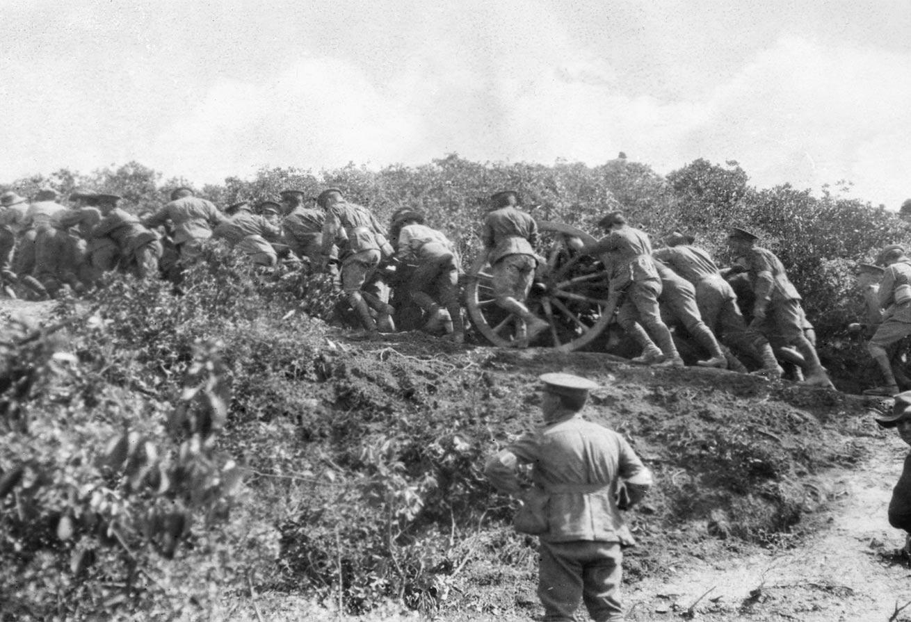 Irish Victoria Cross Winners at Gallipoli
