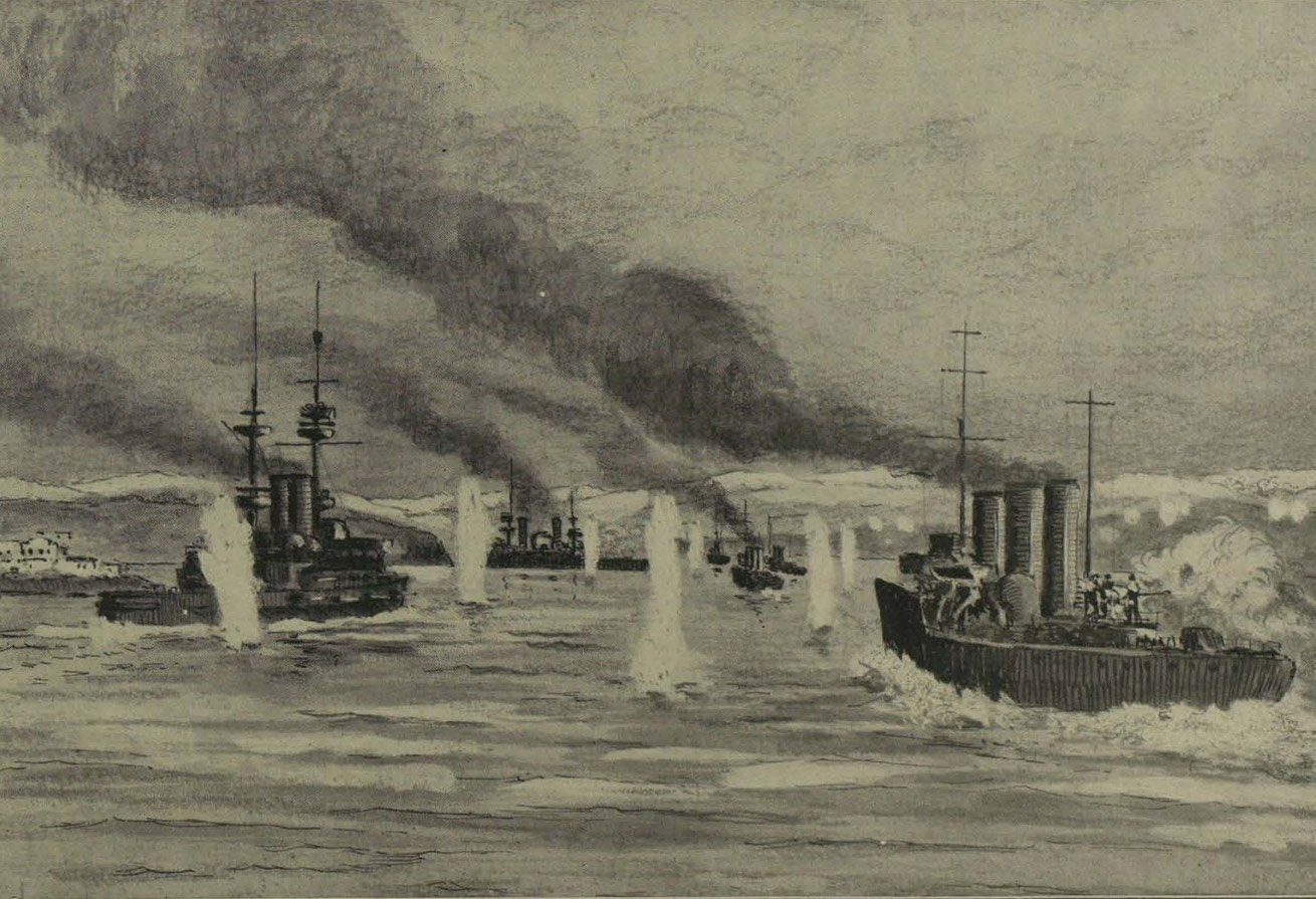 The Naval Campaign
