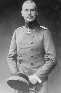 General Otto Liman von Sanders. (Library of Congress)